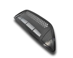 Agency Power Carbon Fiber Rally Inspired Front Grill