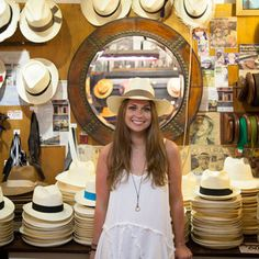 When in Puerto Rico, find the best hat (and it should really be a Panama hat). Smart travelers know to head to the most famous (and deservedly so) Ole Curiosidades in Old San Juan. Let the remarkable staff help you choose the right brim for your style (an