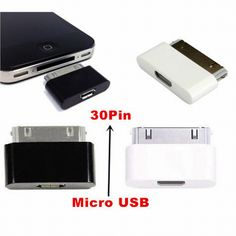 Find More Mobile Phone Cables Information about Micro USB Female to 30 Pin for Apple Adapter Converter Micro usb Cable Charger Adapter For iPhone 4 4S iPad 1 2 3/iPod oplader,High Quality adapter audio cable,China cable amplifer Suppliers, Cheap adapter sleeve from Geek on Aliexpress.com