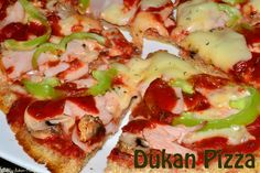 Dukan Pizza | DUKAN DIET RECIPES