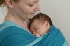 Blogartikel: Wie trage ich mein Baby sicher in einer Babytrage oder im Tragetuch? | Babys verstehen