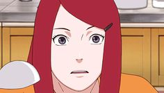 kushina uzumaki smile