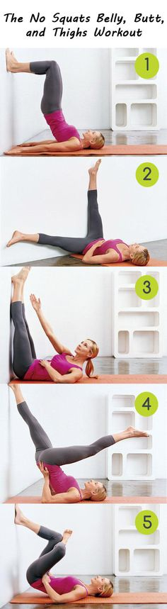 According to Ellen Barrett, star of Prevention, these are the newest way to shape up your belly, butt, and thighs without stressing your joints. Flip your workout upside down!