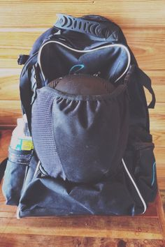 Things I didn't think of: toiletries and a notebook. 10 Everyday Essentials for Your Barn Back Pack~ HorseCollaborative (Courtesy of The Working Equestrian)