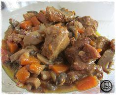 Lilou pour L-Sauté de porc caramel Cookeo