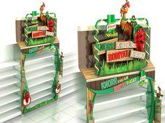 """Vedi questo progetto @Behance: """"Knorr Shelf Dressup"""" https://www.behance.net/gallery/38688517/Knorr-Shelf-Dressup"""