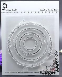 Clear Stamp for DIY Scrapbook Card album paper craft  silicon rubber roller transparent stamp round circles 10.5x12.0cm -in Stamps from Office & School Supplies on Aliexpress.com | Alibaba Group