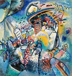 Wassily Kandinsky Biography, Art, and Analysis of Works | The Art Story