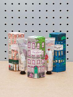 Cat Streets Handcream design by Crosspoint New York #packaging #catstreets #handcream #toocoolforschool