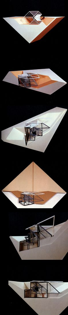 Peter Eisenman. GA Document 3 1980: 90 | RNDRD
