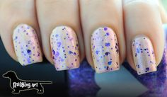 **Rainbow Honey - The Element of Magic (Equestria Collection June 2012) / NailBlog [One Coat over Revlon-Buttercup]