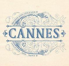 always inspired by vintage design #vintagewhimsy #typography #savethedate