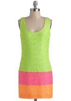 Your Best Sherbet Dress, #ModCloth