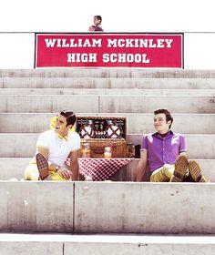 glee season 5 episode 1... Blaine and Kurt