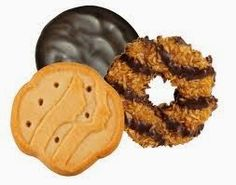 The Best & Worst Girl Scout Cookies. of my two favorites one is the best and the other is the worst haha. Recipe Using Girl Scout Cookies, Buy Girl Scout Cookies, Selling Girl Scout Cookies, Girl Scout Cookie Sales, Girl Scout Cookies Recipes, Cookie Recipes, Yummy Recipes, Girl Scout Cookie Image, Cookie Ideas