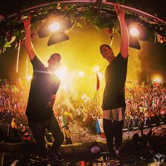 Dimitri Vegas & Like Mike @TomorrowWorld