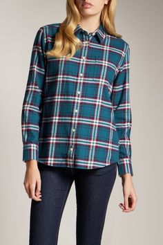 HOLECROFT BRUSH SHIRT