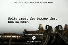 Daily Writing Prompt