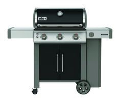 An exclusive world-class grilling engine, three powerful burners, enclosed grill cabinet that adds extra storage space for your grilling tools, and iGrill 3 smart technology compatibility - all backed by the Weber 10 year lid to wheels warranty. This is the new standard in gas grilling. Best Outdoor Grills, Best Gas Grills, Weber Bbq, Weber Grills, Weber Genesis Grill, Weber Charcoal Grill, Propane Gas Grill, O Gas, Cast Iron Cooking