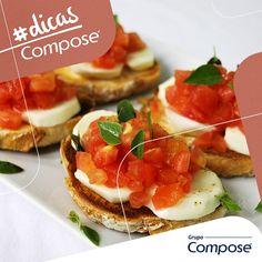 Que tal uma receita leve rápida e sofisticada? Acesse nosso portal:  http://www.compose.com.br/post-gastronomia.php?id=103 #compose #gupocompose #gastronomia