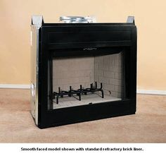 Wood Burning Fireplace Insert With Blower Tupelo Tea Party ...