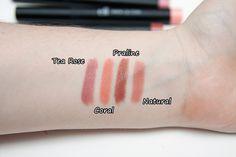 Swatched: ELF Studio Matte Lip Colors