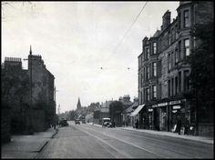 St John's Road, Corstorphine 1930 (Edinburgh)