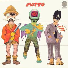 Patto - Hold Your Fire (1971)