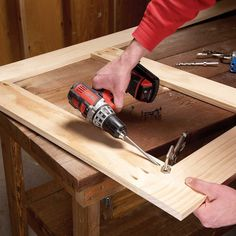 How to Build a Shed on the Cheap (DIY) | Family Handyman Cheap Storage Sheds, Diy Storage Shed Plans, Built In Storage, Lumber Storage, Shed Construction, Clutter Solutions, Build Your Own Shed, Build A Playhouse, Playhouse Kits
