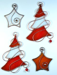360 Stained Glass Christmas Ideas Stained Glass Christmas Stained Glass Stained Glass Ornaments