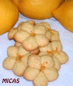 Bolachinhas com Limão