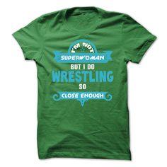 Super Wrestling Girl T-Shirt