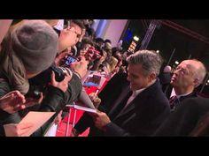 "Red Carpet ""Monuments Men"" mit George Clooney @ Berlinale 2014 am 08.02.2014 - YouTube. Red Carpet bei der Weltpremiere ""Monuments Men"" mit George Clooney, Matt Damon, BillMurray, John Goodman, Jean Dujardin  @ Berlinale 2014 am 08.02.2014 Mehr Infos unter http://www.ganz-berlin.de/themen/kino/internationale_fimfestspiele/berlinale/2014/the_monuments_men.html"