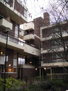 Brutalism and Booze: Philpot Square, London SW6