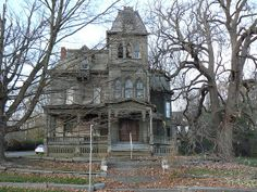 Webster Wagner Home by chocolatepoint, via Flickr