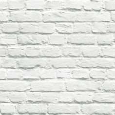 WHITE-BRICK-EFFECT-WALLPAPER-4-STYLES-FEATURE-WALL-NEW-FREE-P-P