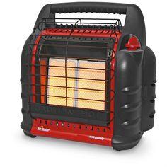 Mr Heater Hunting Buddy Propane Heater Camping