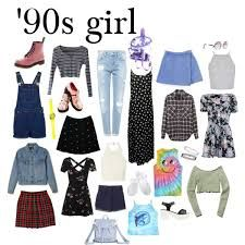 Image result for 90s fashions silhouettes