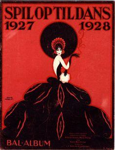 Spil op Tildans, 1928 (ill.: Eric Nordin); ref. 12015
