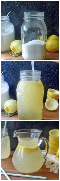 How To Make Fresh Squeezed Lemonade | by Life Tastes Good is quick and easy to make at home, and you are able to control how sweeet or tangy you make it! #SundaySupper #Homemade #LemonadeSyrup