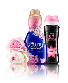 Downy's newest scent pairing.