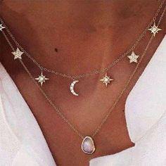 Necklace Types, Boho Necklace, Crystal Necklace, Fashion Necklace, Fashion Jewelry, Pendant Necklace, Boho Jewellery, Choker Jewelry, Necklace Set