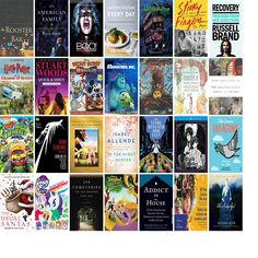 """Wednesday, October 25, 2017: The Monson Free Library & Reading Room has ten new bestsellers, 16 new movies, ten new children's books, and 17 other new books.   The new titles this week include """"The Rooster Bar,"""" """"An American Family: A Memoir of Hope and Sacrifice,"""" and """"Tyler Perry's Boo! A Madea Halloween."""""""