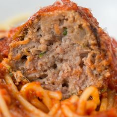 Hidden Veggie Meatballs Recipe by Tasty