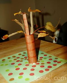 18 Best Fall Toilet Paper Roll Crafts Images Paper Towel Rolls