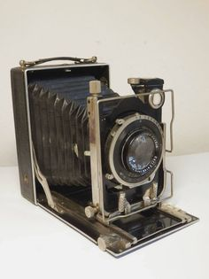 Rare vtg. IHAGEE Photoklapp folding camera F Deckel Compur C.Zeiss TESSAR lens | Cameras & Photo, Vintage Movie & Photography, Vintage Cameras | eBay!