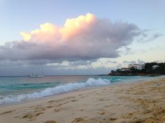 Meads Bay, Anguilla ~ Take Memories and Leave Footprints
