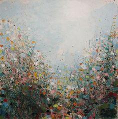 """Rain Flowers"" Sandy Dooley United Kingdom"
