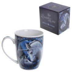Lisa Parker Protector of Magick Dragon New Bone China Mug