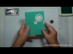View Master card with Dawn